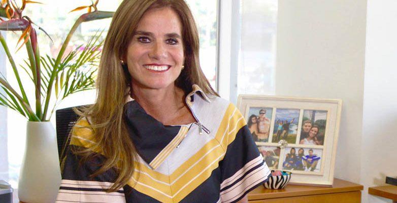 Verónica Valderrama, vicepresidenta de Recursos Humanos de Gold Fields para Las Américas