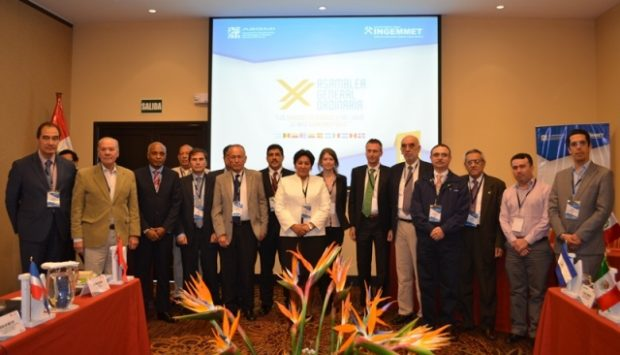 Asociación de Servicios de Geología y Minería de Iberoamérica - ASGMI