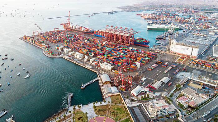 🚢 DP World invierte US$ 350 millones para el Puerto del Callao