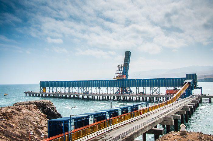 Puerto de Matarani