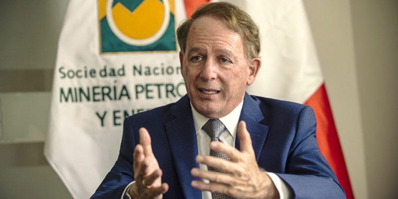 Raúl Jacob, Presidente de la SNMPE