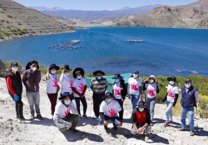Southern Perú promueve voluntariado juvenil en Candarave