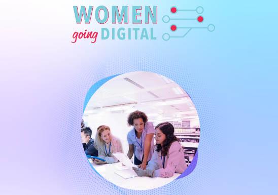 Women Going Digital
