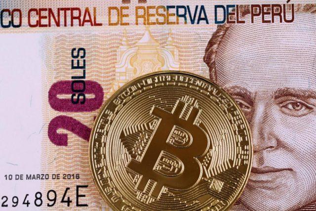 Inversores podrán comprar bitcoins a través de la Bolsa de Valores de Lima