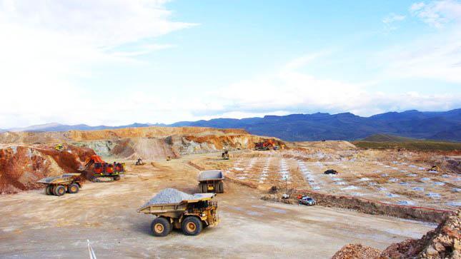 operaciones mineras en Perú