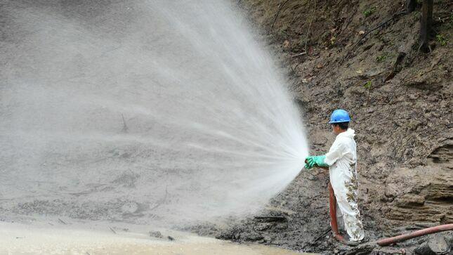 remediación ambiental en Loreto