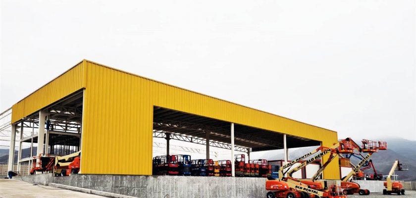 ALO Group inauguró sus instalaciones propias enPerú.