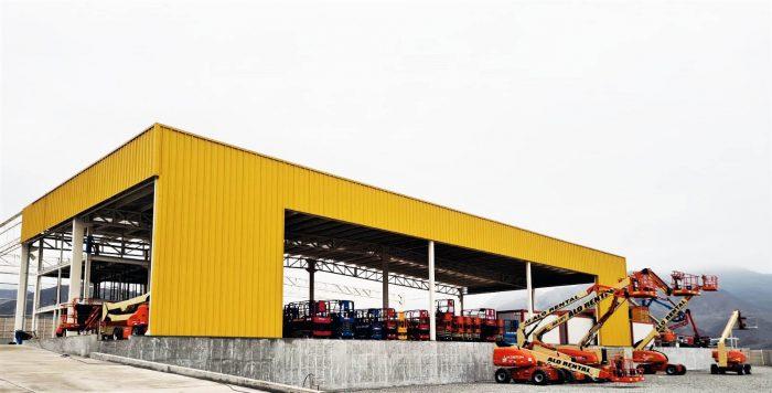 ALO Group inauguró sus instalaciones propias en Perú.