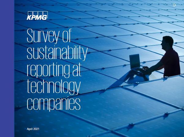 Encuesta sobre reportes de sustentabilidad en las empresas tecnológicas