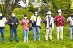 Gold Fields inicia los trabajos para la obra de agua potable en Hualgayoc