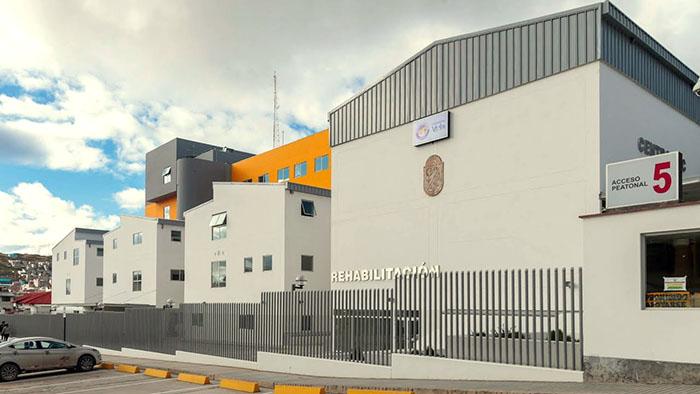Hospital Daniel Alcides Carrión (Pasco)