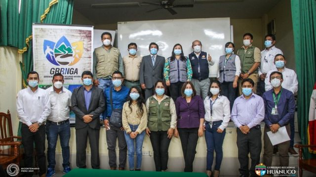Huánuco: realizan reunión multisectorial sobre minería ilegal en Puerto Inca