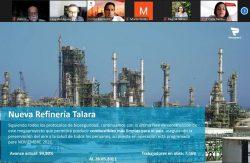 PETROPERÚ presenta sus principales proyectos estratégicos al sector académico del país