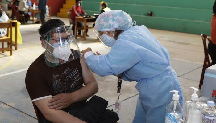 Antamina apoya con logística a la DIRES Áncash para el inicio de la vacunación en comunidades rurales