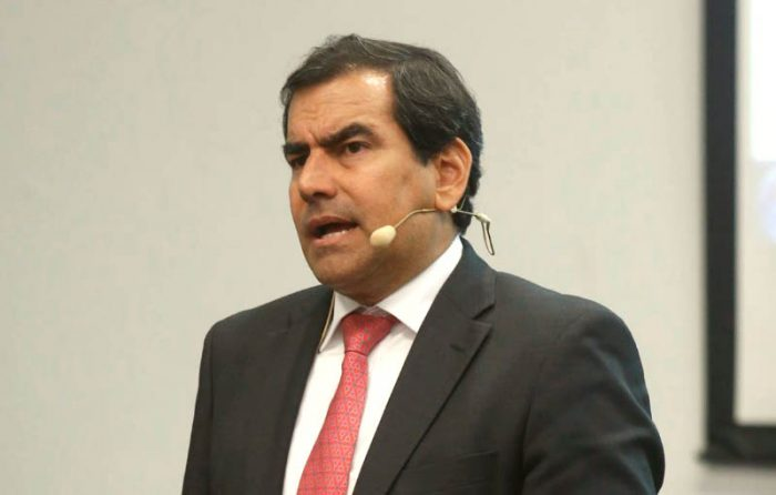 Óscar Caipo Ricci, presidente de la CONFIEP