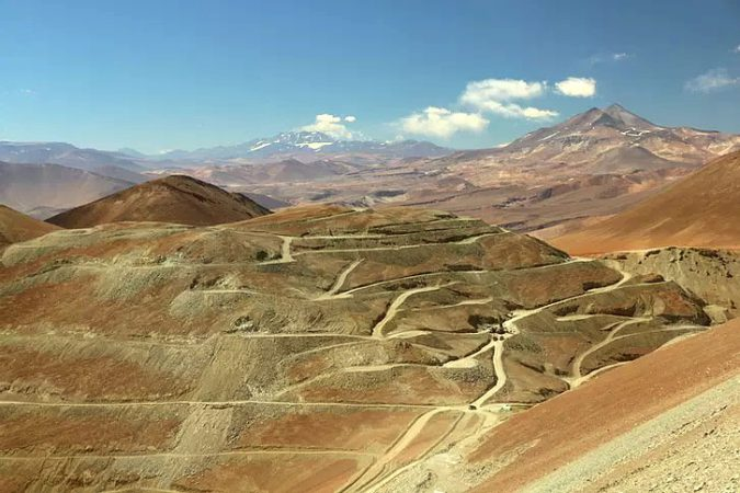 proyecto minero Fenix (Rio2 Limited)