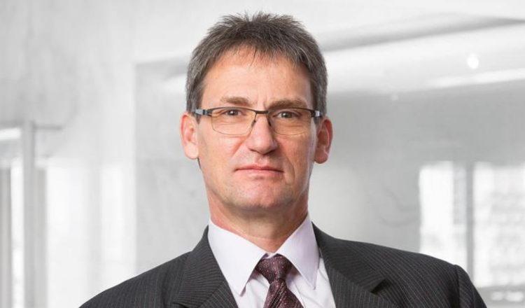 Chris Griffith, CEO de Gold Fields