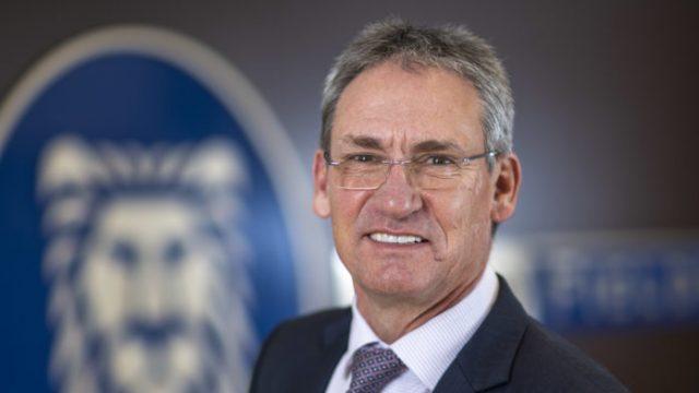 Chris Griffith, CEO de Gold Fields (Foto: MiningMX)