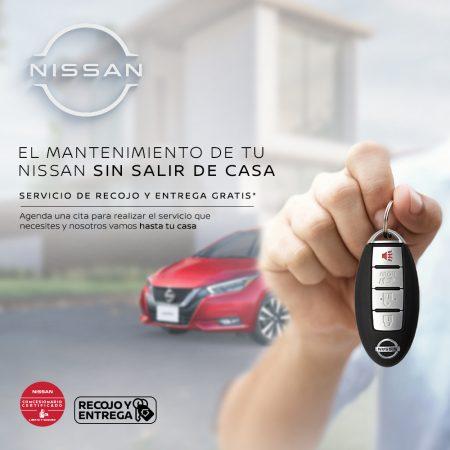 Nissan (Pick-Up Service)