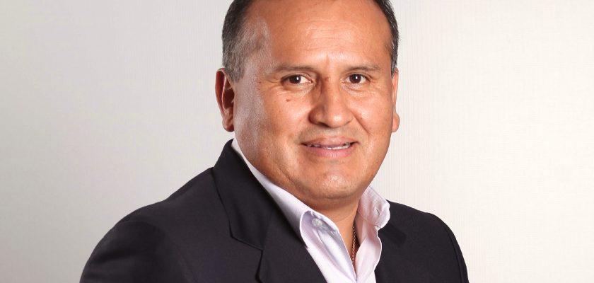 Aldo de la Cruz, vicepresidente de Operaciones de Volcan Compañía Minera