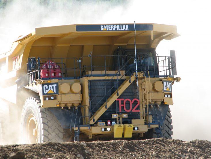 Camiones Cat- Cero emisiones