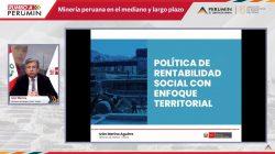 Ministro Iván Merino: Nuevas leyes para minería, hidrocarburos y canon minero (Exclusivo)