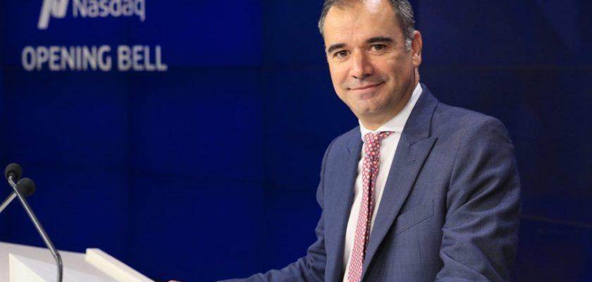 Luis Berruga, CEO de Global X