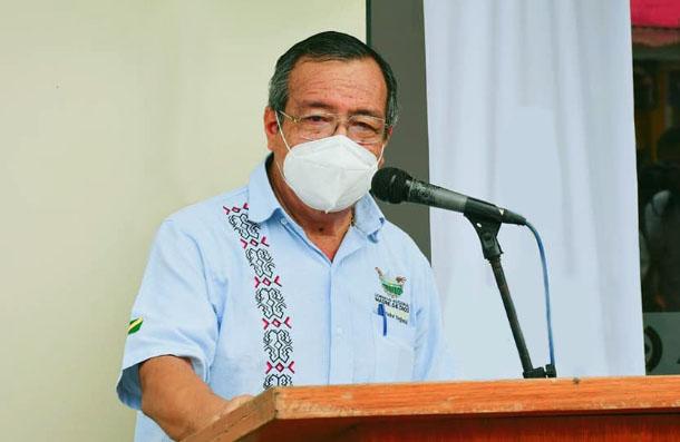 Gobernador Hidalgo: En Madre de Dios aparecieron sembríos de coca tras Plan Mercurio en La Pampa (Exclusivo)