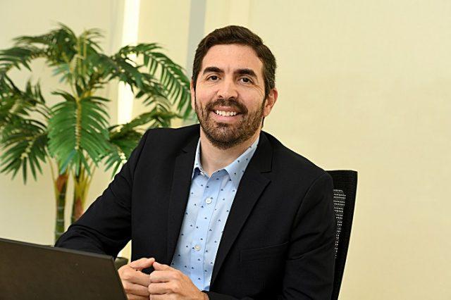 Miguel Maal, gerente general dePromigas Perú