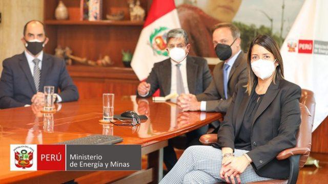 Minem y Cámara de Comercio Canadá Perú alistan participación de peruana en la próxima PDAC