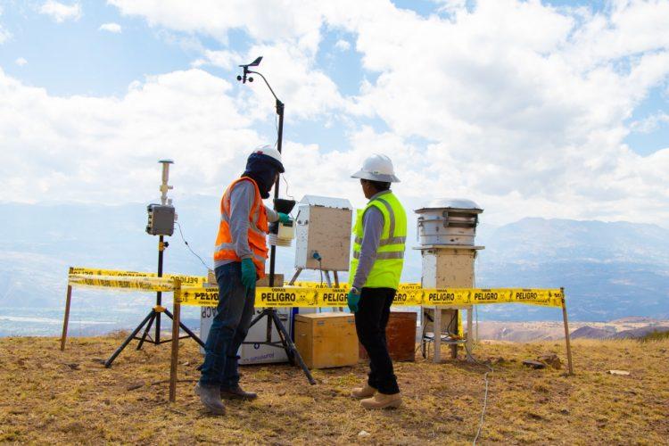 Pan American Silver - Monitoreo Ambiental (Shahuindo)