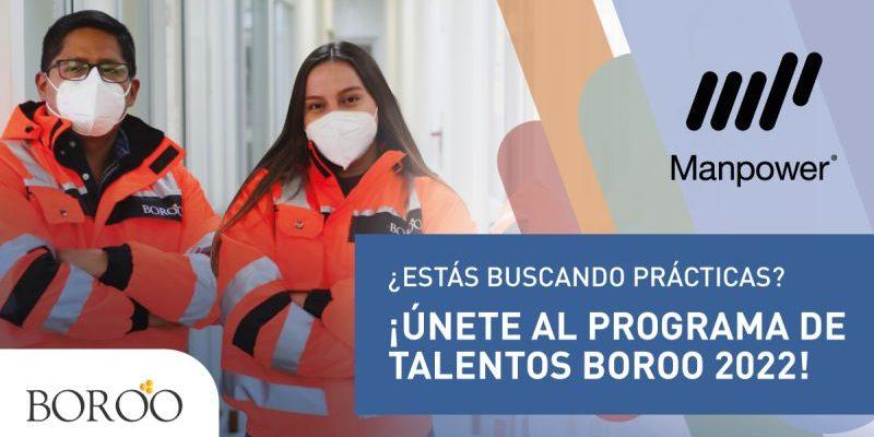 Programa de Talentos Boroo 2022