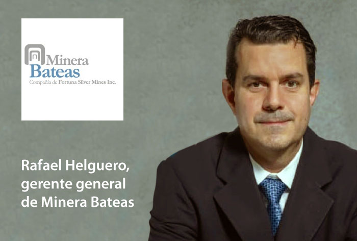 Rafael Helguero (Minera Bateas)