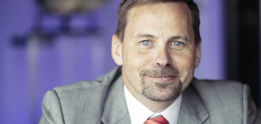 Rag Udd, presidente de BHP Minerals Americas