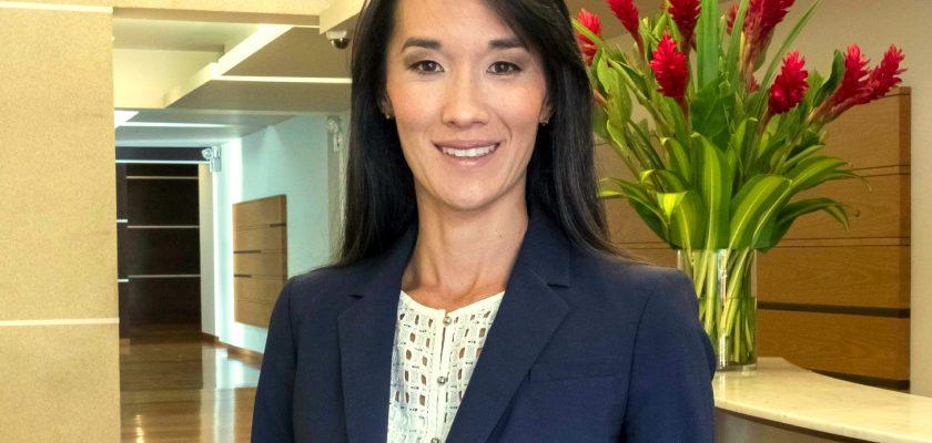 Tamiko Hasegawa, Gerente de Sistema de Gestión y Sostenibilidad de Antamina