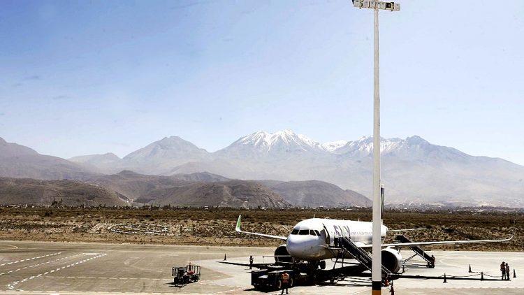 arequipa aeropuertos andinos