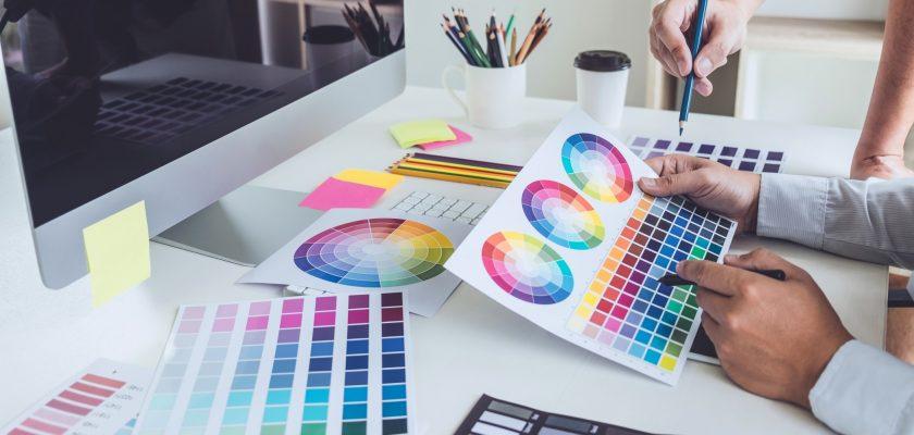 Curso online de diseño gráfico (Crehana) 1